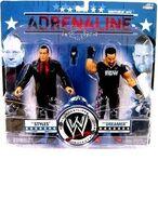 WWE Wrestling Adrenaline Series 34 Joey Styles & Tommy Dreamer