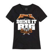Wale X WrestleMania 37 Doing it BIG Women's T-Shirt
