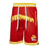 Hulk Hogan Hulkamania Shorts