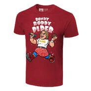Rowdy Roddy Piper x Bill Main Legends T-Shirt