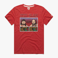 The Natural Disasters WWE Slam Homage T-Shirt