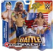 WWE Battle Packs 31 Ultimate Warrior & John Cena