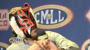 CMLL Informa (February 3, 2021) 15