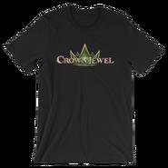 Crown Jewel Logo Unisex T-Shirt