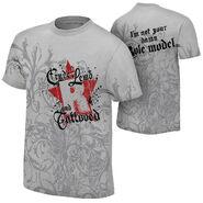Edge Crude, Lewd, and Tattooed Retro T-Shirt