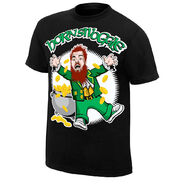 Hornswoggle Lucky Charm Illustrated T-shirt