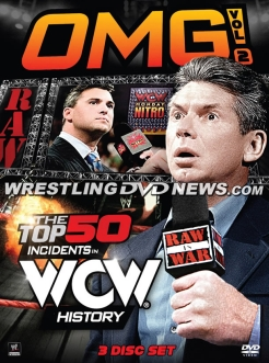 OMG!2 The Top 50 Incidents in WCW History