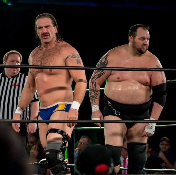 Silas Young and The Beer City Bruiser