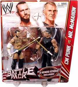 WWE Battle Packs 23