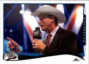 2014 WWE (Topps) JBL 72