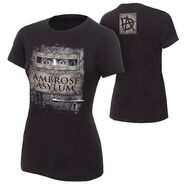 Dean Ambrose Ambrose Asylum Women's Authentic T-Shirt