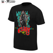 Elias WWE Neon Collection Graphic T-Shirt