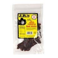 JR's Pepper Power Slam Beef Jerky