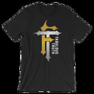 R-Truth & Carmella MMC Fabulous Truth Logo Unisex T-Shirt
