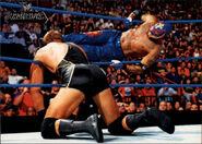 2011 Topps WWE Champions Wrestling Team Mysterio 55