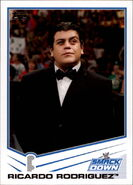 2013 WWE (Topps) Ricardo Rodriguez 74
