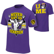 John Cena Cenation T-Shirt