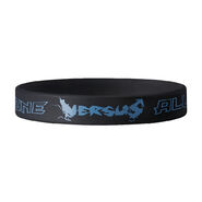 Roman Reigns One Versus All Silicone Bracelet