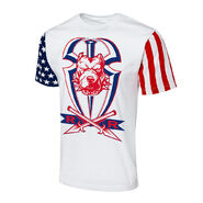 Roman Reigns Stars & Stripes Collection T-Shirt