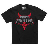 Sonya Deville Pride Fighter Youth Authentic T-Shirt