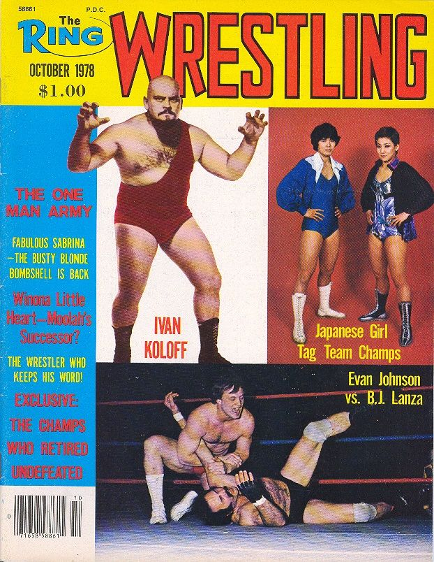 The Ring Wrestling - October 1978
