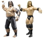 WWE Wrestling Adrenaline Series 30 Triple H & Umaga