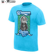 Charlotte Flair The Queen Neon Collection Graphic T-Shirt