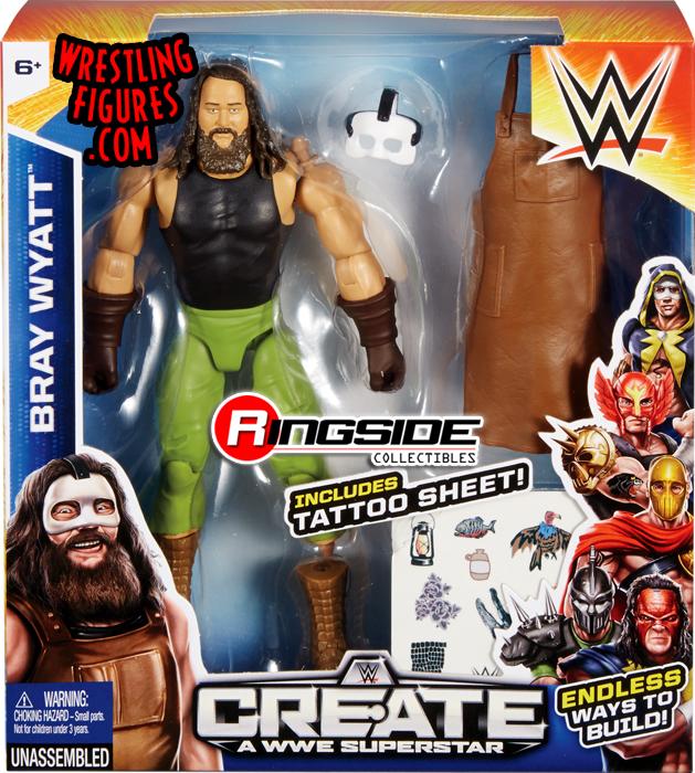 Create A WWE Superstar