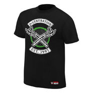D-Generation X 2018 Youth Authentic T-Shirt