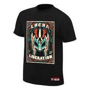Kalisto Lucha Liberation Authentic T-Shirt
