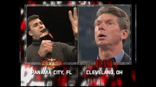 WCW dies