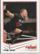 2013 WWE (Topps) The Miz 26