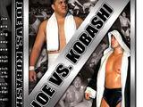 ROH Joe vs. Kobashi