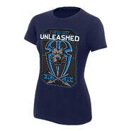 Roman Reigns Big Dog Unleashed Women's Authentic T-Shirt