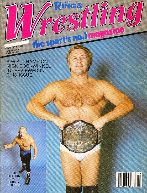 The Ring Wrestling - June 1983