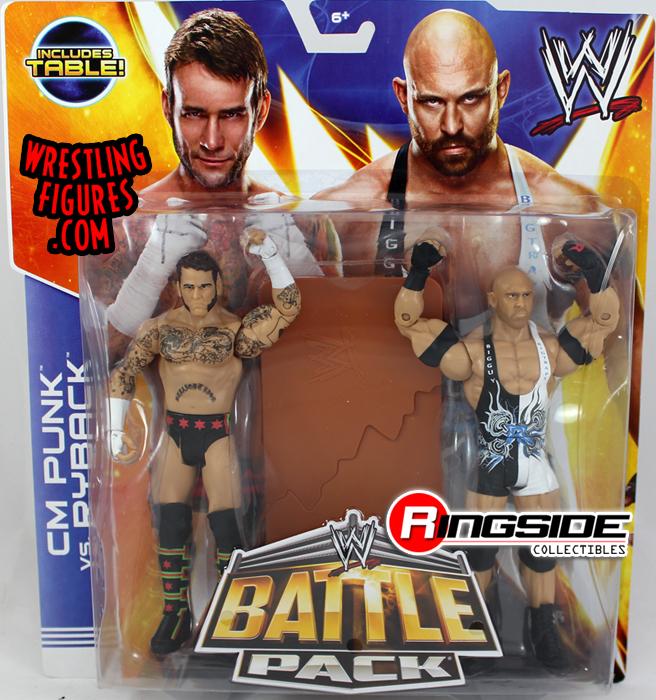 WWE Battle Packs 29
