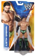 WWE Series 39 Justin Gabriel