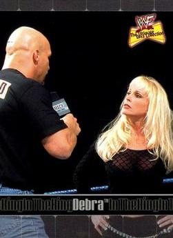 2001 WWF The Ultimate Diva Collection (Fleer) Debra (No.75)