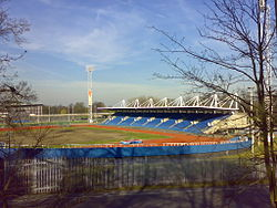 Crystal Palace National Sports Centre