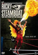 Ricky Steamboat The Life Story Of The Dragon DVD