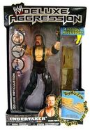 WWE Deluxe Aggression 14 Undertaker