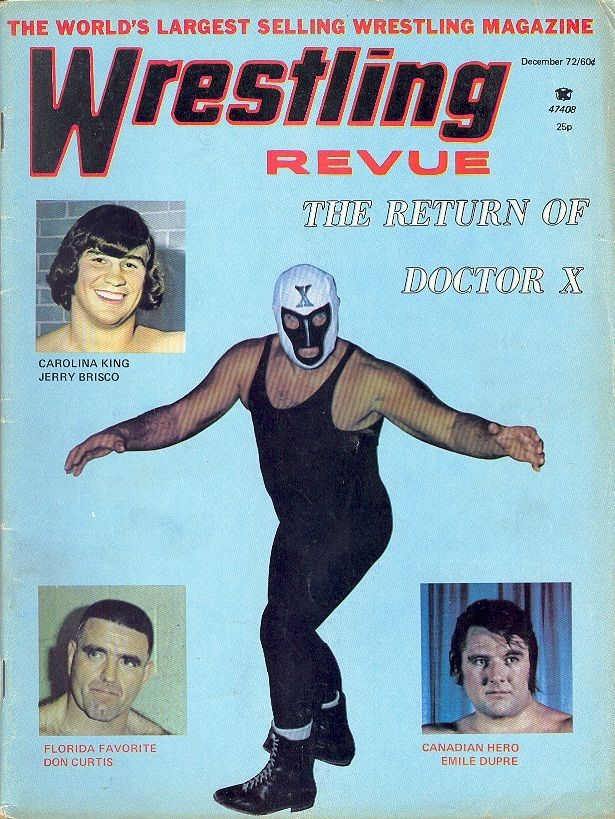 Wrestling Revue - December 1972