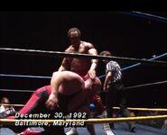 January 9, 1993 WCW Saturday Night 4