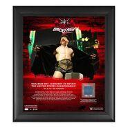 Sheamus WrestleMania Backlash 2021 15x17 Commemorative Plaque