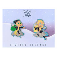 The Riott Squad Snowball Fight Limited Edition Pin Set