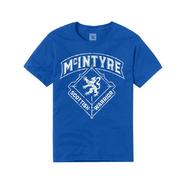 Drew McIntyre Scottish Warrior Youth Authentic T-Shirt
