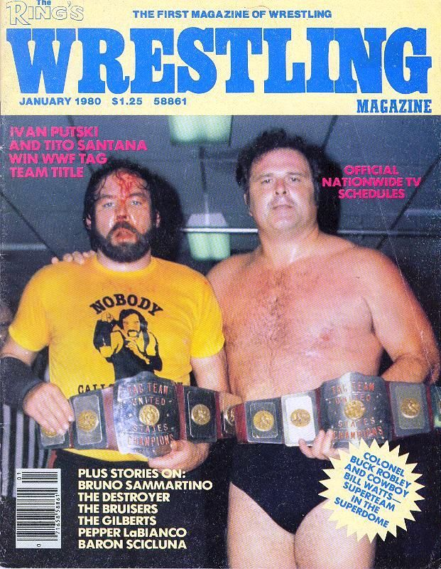 The Ring Wrestling - January 1980