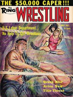 The Ring Wrestling - May 1967