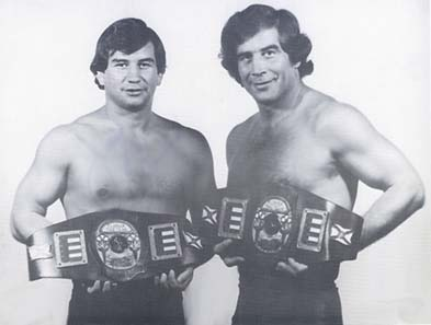 The Brisco Brothers