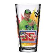 John Cena 2018 Toon Tumbler Pint Glass